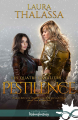 Couverture Les Quatre cavaliers, tome 1 : Pestilence Editions Infinity (Urban fantasy) 2019
