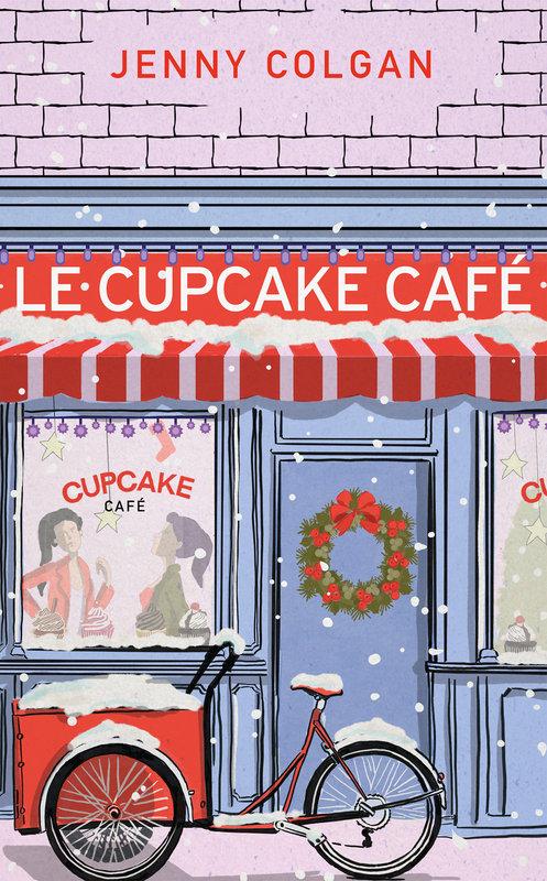 Couverture Le Cupcake Café, intégrale