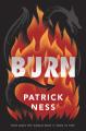 Couverture Burn Editions HarperTeen 2020
