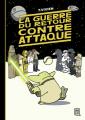 Couverture La guerre du retour contre attaque, tome 1 Editions J'ai Lu (BD) 2019