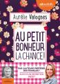 Couverture Au petit bonheur la chance ! Editions Fayard 2018