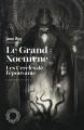 Couverture Le grand nocturne, Les cercles de l'épouvante Editions Espace Nord 2019
