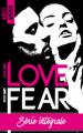 Couverture No love, no fear, intégrale Editions BMR 2019