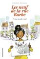 Couverture Les Neuf de la rue Barbe, tome 1 : Perdu : maudit chat ! Editions Bayard (Jeunesse) 2020