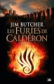 Couverture Codex Aléra, tome 1 : Les Furies de Caldéron Editions Bragelonne 2012