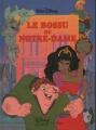 Couverture Le bossu de Notre-Dame Editions Disney / Hachette 1996