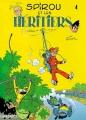 Couverture Spirou et Fantasio, tome 04 : Spirou et les héritiers Editions Dupuis 1986