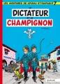 Couverture Spirou et Fantasio, tome 07 : Le Dictateur et le champignon Editions Dupuis 1956