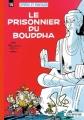 Couverture Spirou et Fantasio, tome 14 : Le Prisonnier du Bouddha Editions Dupuis 1961