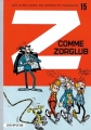 Couverture Spirou et Fantasio, tome 15 : Z comme Zorglub Editions Dupuis 1961