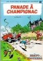 Couverture Spirou et Fantasio, tome 19 : Panade à Champignac Editions Dupuis 1969