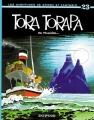 Couverture Spirou et Fantasio, tome 23 : Tora Torapa Editions Dupuis 1973