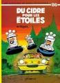 Couverture Spirou et Fantasio, tome 26 : Du cidre pour les étoiles Editions Dupuis 1975