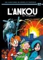 Couverture Spirou et Fantasio, tome 27 : L'Ankou Editions Dupuis 1977