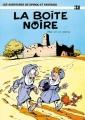 Couverture Spirou et Fantasio, tome 31 : La Boîte noire Editions Dupuis 1983