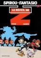 Couverture Spirou et Fantasio, tome 37 : Le Réveil du Z Editions Dupuis 1986