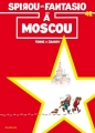 Couverture Spirou et Fantasio, tome 42 : Spirou à Moscou Editions Dupuis 1990