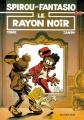 Couverture Spirou et Fantasio, tome 44 : Le Rayon noir Editions Dupuis 1993