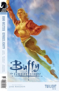 Couverture Buffy The Vampire Slayer, Season 8, book 32 : Twilight, part 1
