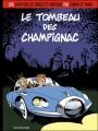 Couverture Une aventure de Spirou et Fantasio par..., tome 03 : Le Tombeau des Champignac Editions Dupuis 2007