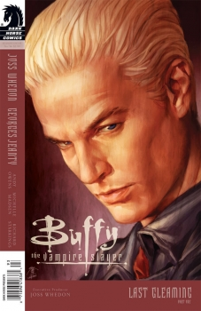 Couverture Buffy The Vampire Slayer, Season 8, book 36 : Last Gleaming, part 1