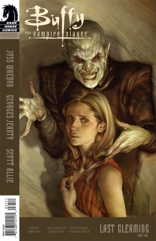 Couverture Buffy The Vampire Slayer, Season 8, book 37 : Last Gleaming, part 2
