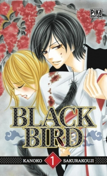 Couverture Black Bird, tome 01