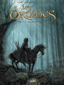 Couverture Les Druides, tome 1 : Le Mystère des Oghams