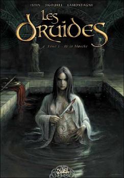 Couverture Les Druides, tome 2 : Is la blanche
