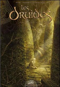 Couverture Les Druides, tome 3 : La Lance de Lug