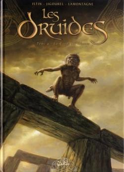 Couverture Les Druides, tome 4 : La Ronde des Géants