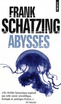 Couverture Abysses / L'essaim