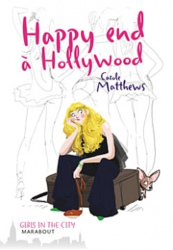 Couverture Happy end à Hollywood