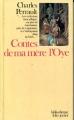 Couverture Contes de ma mère l'Oye Editions Folio  (Junior) 1982