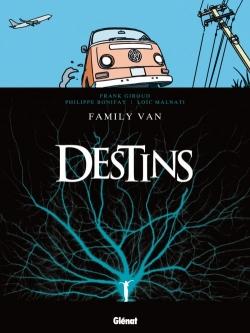 Couverture Destins, tome 08 : Family Van