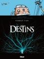 Couverture Destins, tome 08 : Family Van Editions Glénat (Grafica) 2011