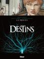 Couverture Destins, tome 09 : Le Procès Editions Glénat (Grafica) 2011