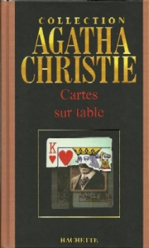Couverture Cartes sur table