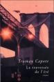 Couverture La traversée de l'été Editions Grasset 2006