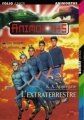 Couverture Animorphs, tome 08 : L'extraterrestre Editions Folio  (Junior) 1997