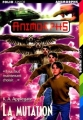 Couverture Animorphs, tome 13 : La mutation Editions Folio  (Junior) 1998
