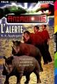 Couverture Animorphs, tome 16 : L'alerte Editions Folio  (Junior) 1998