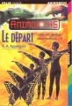 Couverture Animorphs, tome 19 : Le départ Editions Folio  (Junior) 1999