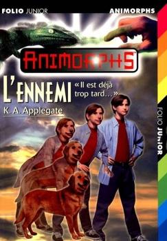 Couverture Animorphs, tome 21 : L'ennemi