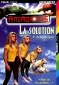 Couverture Animorphs, tome 22 : La solution Editions Folio  (Junior) 1999