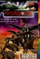 Couverture Animorphs, tome 23 : L'héritier Editions Folio  (Junior) 1999