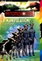 Couverture Animorphs, tome 28 : La manipulation Editions Folio  (Junior) 1999