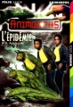 Couverture Animorphs, tome 29 : L'épidémie Editions Folio  (Junior) 2000