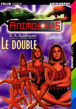 Couverture Animorphs, tome 32 : Le double