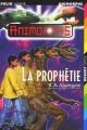 Couverture Animorphs, tome 34 : La prophétie Editions Folio  (Junior) 2000